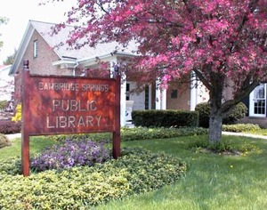 Cambridge Springs Public Library