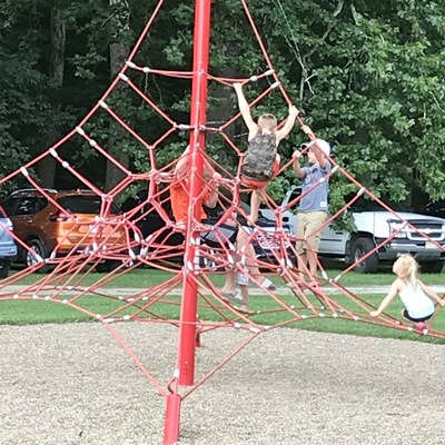 New Lunar Net at Lions Community Park