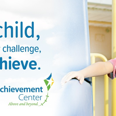 Any child, through any challenge, can achieve.